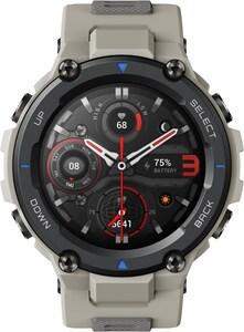 T-Rex Pro Smartwatch desert gray