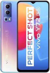 Y72 5G Smartphone dream glow
