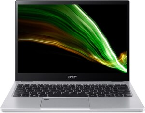"""Spin 3 (SP313-51N-501E) 33,78 cm (13,3"""") 2 in 1 Convertible-Notebook silber"""