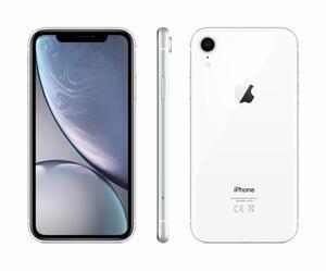 Apple iPhone XR, 64GB, Farbe: Weiß