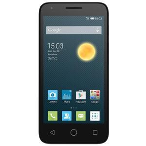 Alcatel One touch 4027D Pixi 3 Dual-Sim Handy black