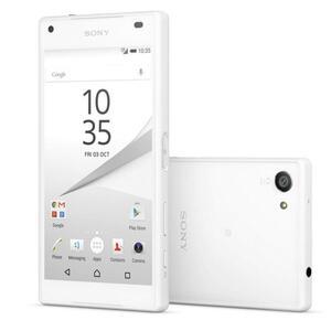 Sony Xperia Z5 32GB 4G Weiß - Smartphone - 5 MP 32 GB