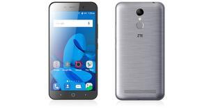 ZTE Smartphone Blade A602 13,97cm (5,5 Zoll) 8 GB Speicher, Dual-SIM silber