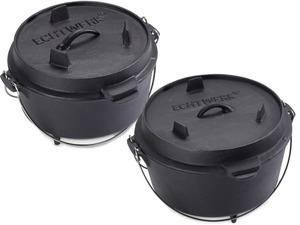ECHTWERK Dutch Oven »Guss«, robust und kratzfest