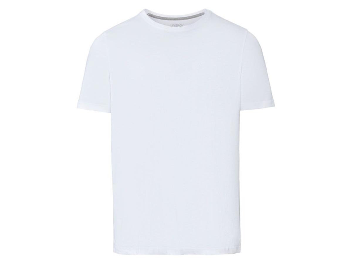 Bild 5 von LIVERGY® T-Shirts Herren, 2 Stück, mit Baumwolle