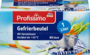 Profissimo Gefrierbeutel, 1l
