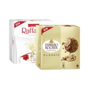 Ferrero Ice Cream Rocher oder Raffaello