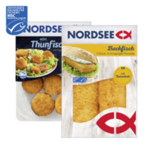 Nordsee Backfisch, Mini-Taler, Fischfrikadellen