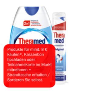 Theramed Zahncreme Spender/2in1 Liquid