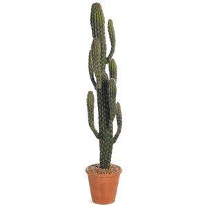 Kunstplanze Kaktus im Topf
