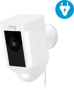 Ring Überwachungskamera »Spotlight Cam (Kabel)«, Außenbereich