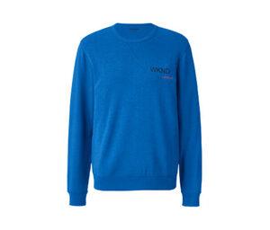 Sweatshirt mit der Faser TENCEL™ x REFIBRA™