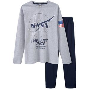 NASA Schlafanzug mit großem Print