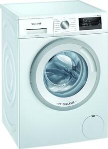 SIEMENS iQ300 WM14N092 Waschmaschine (EEK D, 7 kg, 1400 U/min., Display, Mengenautomatik, Nachlegefunktion, AquaStop)