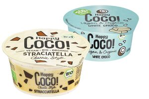 Vegane Joghurt-Alternative