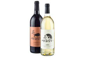 "Spanischer Wein ""La Meseta"""