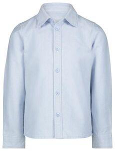 HEMA Kinder-Oberhemd Hellblau