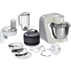 Bosch MUM58L20 Universal-Küchenmaschine CreationLine grau