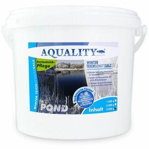 Winter Teichschutzsalz (Wichtige Winter Mineralien und Spurenelemente - Schützt Ihren Gartenteich und verbessert die Sauerstoffversorgung) 5 kg