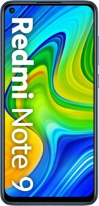 Xiaomi Redmi Note 9 grau ,  3 GB + 64 GB
