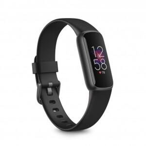 Fitbit Fitnessarmband Luxe schwarz