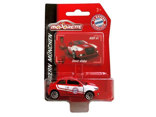 Dickie Spielzeug MAJORETTE FC BAYERN PREMIUM CARS #27 ALABA - Spielwaren