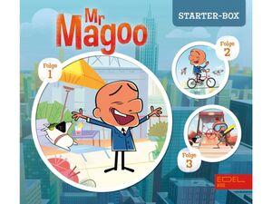 EDEL GERMANY GMBH Mr.Magoo - Starter-Box(1)-Folge 1-3 - CD ab 3er-Box
