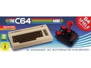 Diverse The C64 Mini - Hardware Konsolen