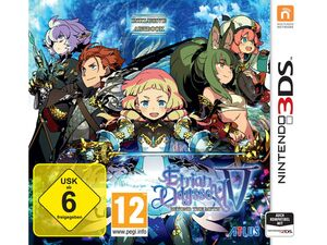 Koch Media Etrian Odyssey 5 - Beyond the Myth - Konsole 3DS
