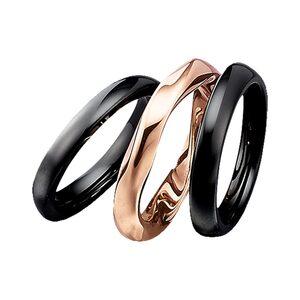 Jacques Lemans Ring Edelstahl