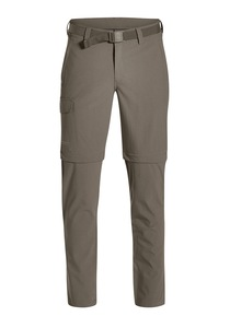 Maier Sports Funktionshose Torid slim zip, Schmal geschnittene Outdoorhose mit Zipp-Off