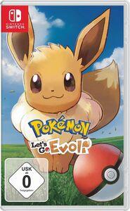 Nintendo Pokemon: Let's Go, Evoli! (Switch)