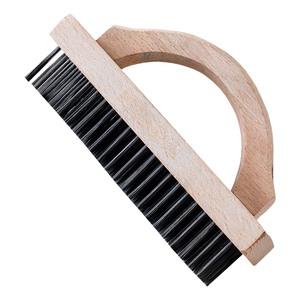 Kraft Werkzeuge D-Griff Drahtbürste