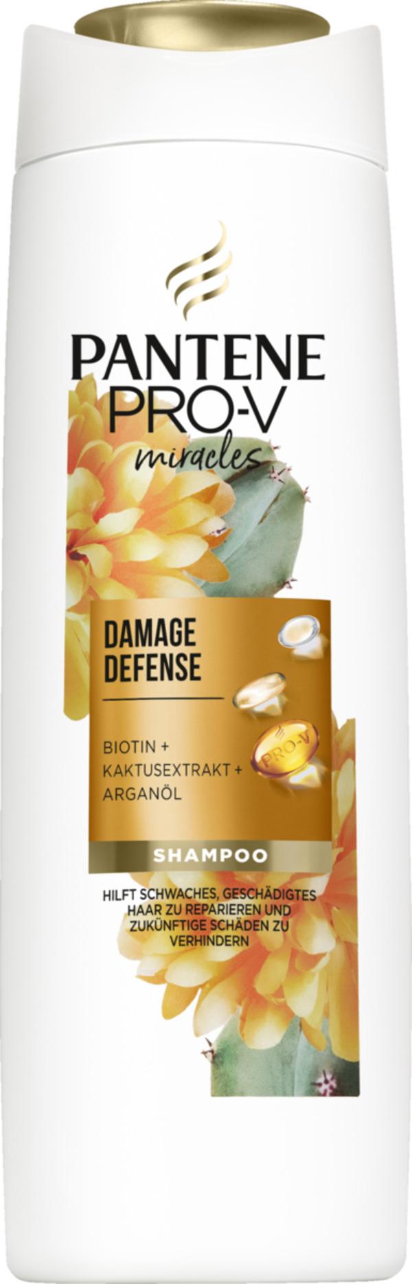 Pantene Pro-V miracles Damage Defense Shampoo