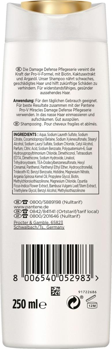Bild 2 von Pantene Pro-V miracles Damage Defense Shampoo