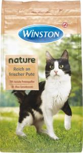 Winston nature reich an frischer Pute