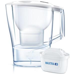 """Brita Wasserfilter-Kanne """"Aluna"""" - Weiß"""