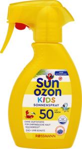 Sunozon Kids Sonnenspray LSF 50