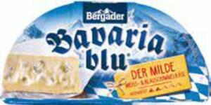 Bergader Bavaria blu oder Almkäse