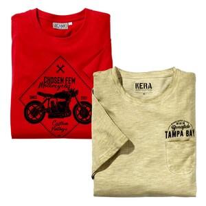 Damen- oder Herren-Shirt Größe: S - 3XL bzw. M - 3XL, je