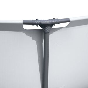 Bestway #56408 Steel Pro MAX Pool 305x76cm Hellgrau