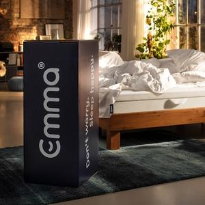 Emma One Matratze 090x220 Hart