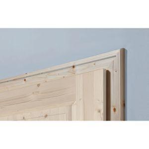 Profilzarge Kiefer 14 x 73,5 cm rechts