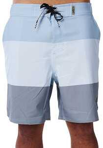 Light Revert Stripe 19'' - Boardshorts für Herren - Blau