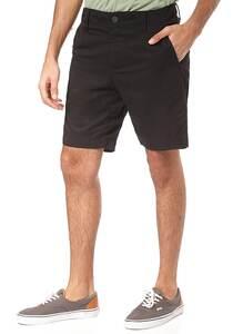 ragwear Karel - Chino Shorts für Herren - Schwarz