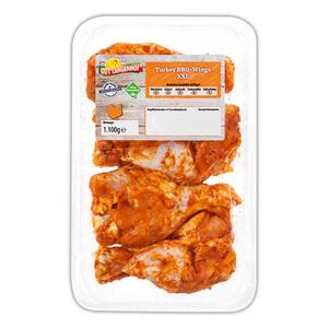 Gut Langenhof Turkey BBQ-Wings XXL