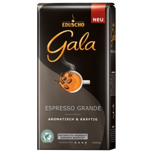 Eduscho Gala Grande Espresso 1kg