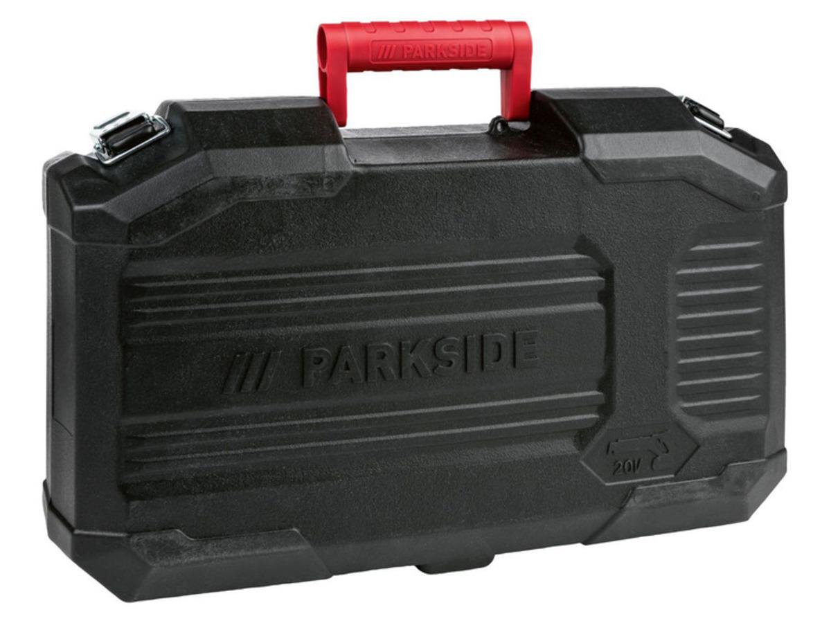 Bild 5 von PARKSIDE® Akku-Säbelsäge (ohne Akku und Ladegerät) PSSA 20-Li A1