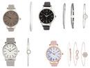 Bild 1 von AURIOL® Damen Armbanduhren mit Schmuckarmband Geschenkset