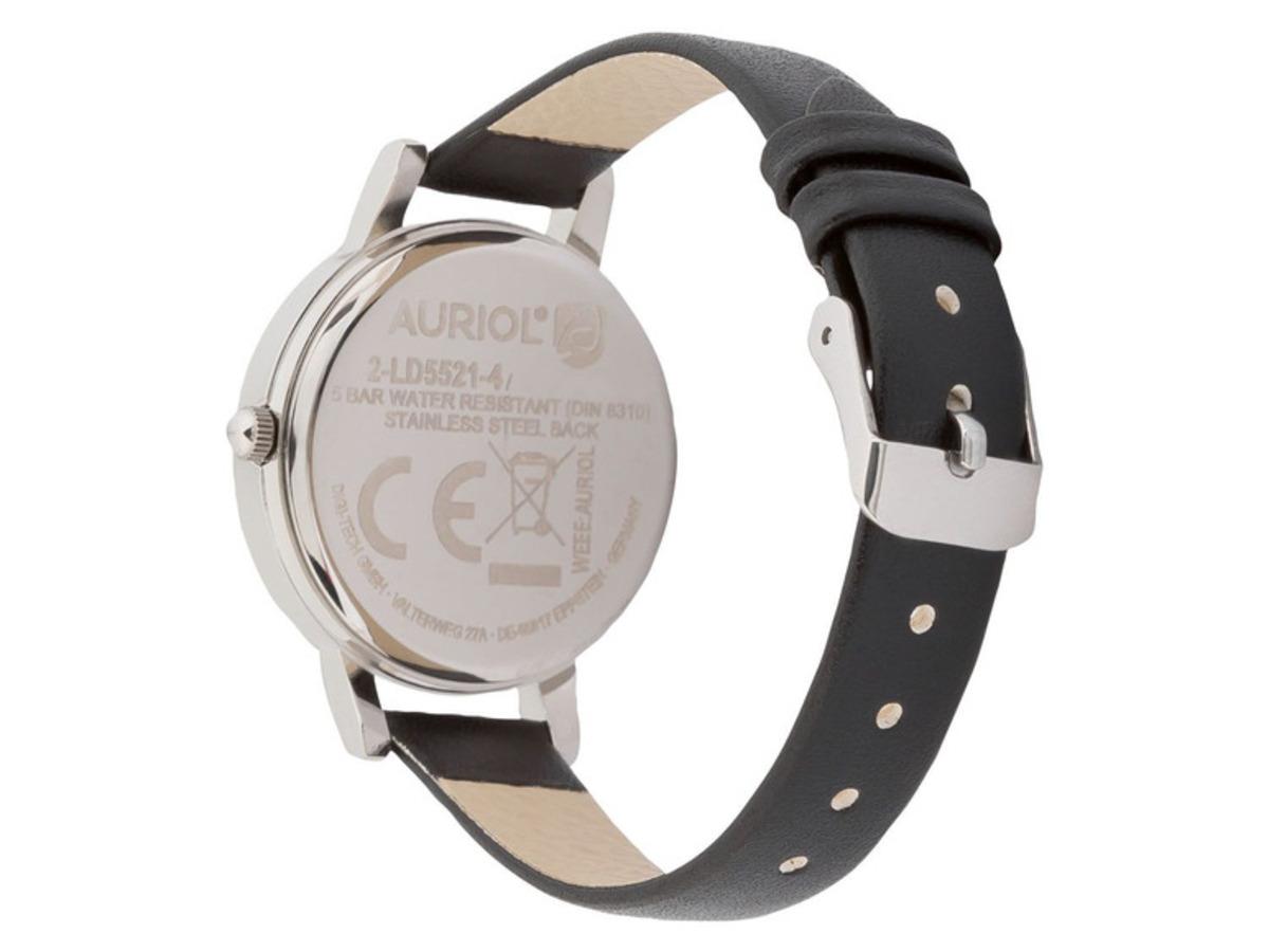 Bild 4 von AURIOL® Damen Armbanduhren mit Schmuckarmband Geschenkset